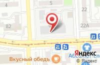 Схема проезда до компании Центр Недвижимости и Ипотеки в Самаре