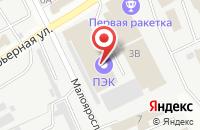 Схема проезда до компании Ст-Нормировщик в Самаре