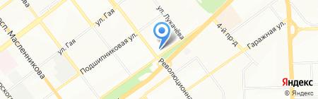 Банкомат РайффайзенБАНК на карте Самары