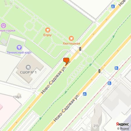 Ново-Садовая ул