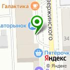 Местоположение компании НИЛАДА