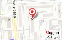 Схема проезда до компании Строй-Гарант в Самаре