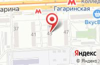 Схема проезда до компании Си-Групп в Самаре
