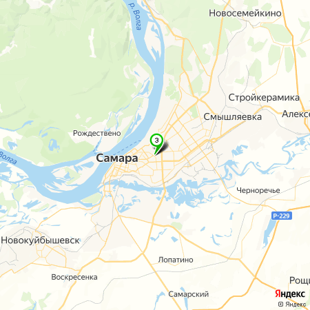 Магазины Самаре Октябрьский Район