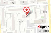 Схема проезда до компании Рем Строй-15 в Самаре