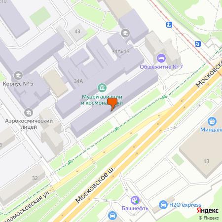 Московское шоссе, 34