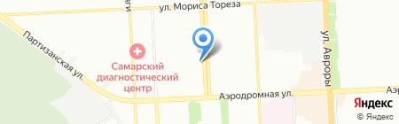Бистро на карте Самары