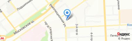 ФИЛОСОФИЯ ЗДОРОВЬЯ И КРАСОТЫ на карте Самары