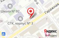Схема проезда до компании Русь-Снабжение в Иваново