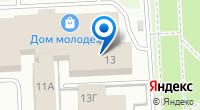 Компания Вундеркинд на карте