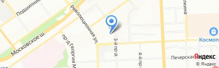 Стройконструкции-регион на карте Самары