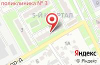 Схема проезда до компании Тонус в Приволжском