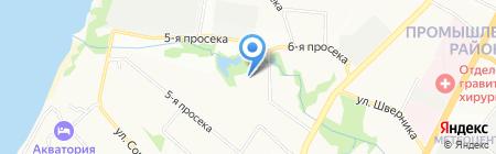 НеоТек на карте Самары
