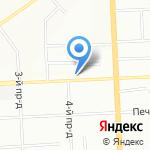 ЗАГС Волжского района на карте Самары