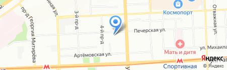 КА-Экспедишн на карте Самары