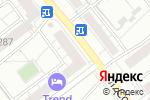 Схема проезда до компании Городская поликлиника №9 в Самаре