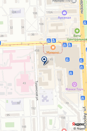 CALL-ЦЕНТР ССМ на карте Самары
