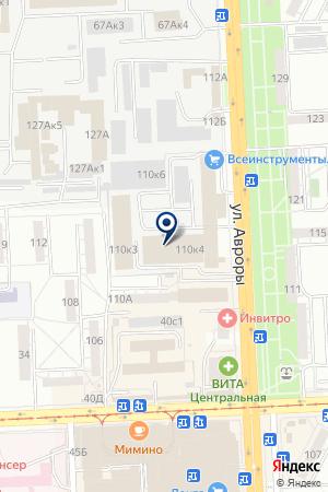 ТФ ДАЛМЭКС ТРЕЙД на карте Самары