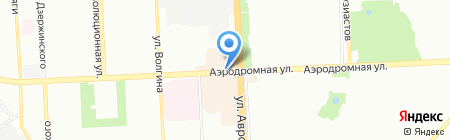 Чердачок на карте Самары