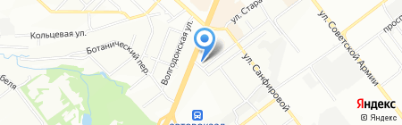 Тритон авто на карте Самары