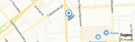 ЖЭУ на карте Самары