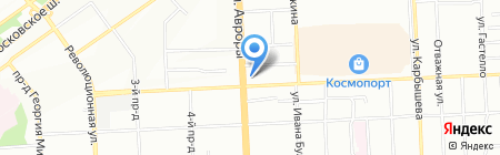 Виктория на карте Самары