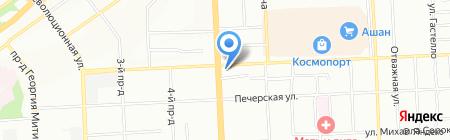 PERSONA на карте Самары