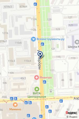 ALTERNATIVA МАРКЕТИНГОВОЕ АГЕНТСТВО на карте Самары