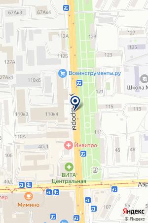 AVRORA MARKET RESERCH на карте Самары