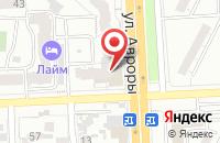 Схема проезда до компании Техпромснаб в Самаре