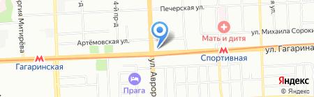 Авто-Лар на карте Самары