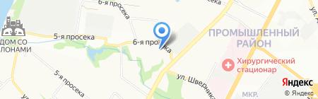 MIX room на карте Самары