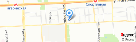 Прайд на карте Самары