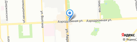 Точка-С на карте Самары