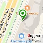 Местоположение компании Поволжский ковровый центр