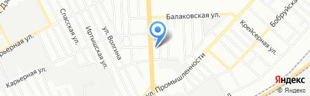Сервис-Центр-ГАЗ на карте Самары
