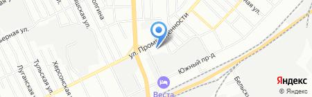 Альфа-Пожарная Безопасность на карте Самары