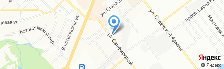 ДЕАЛ на карте Самары