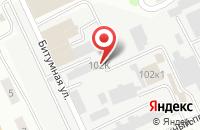 Схема проезда до компании Стройпартнер-С в Самаре