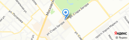 Пивное место на карте Самары