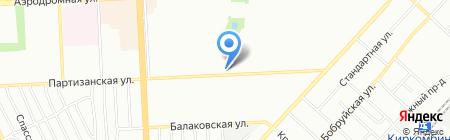 Вереск на карте Самары