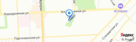 Ремонтная мастерская на карте Самары