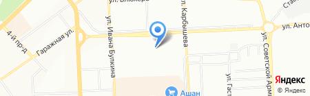 Kino Parking на карте Самары