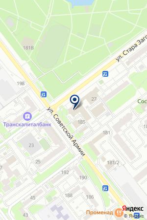 VIP-SAMARA на карте Самары