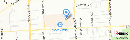 Банкомат ПромсвязьБанк на карте Самары