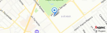 СамТрансЛогистик на карте Самары
