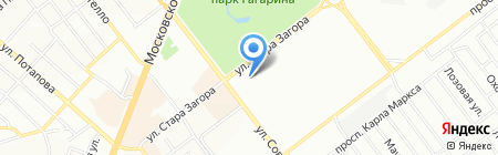 Steklorezoff на карте Самары