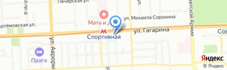 Банкомат СКБ-Банк на карте Самары