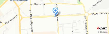 У Барина на карте Самары