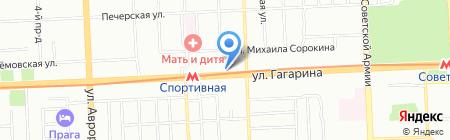 ДокторОкно на карте Самары